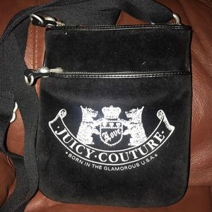 Juicy Couture crossbody purse